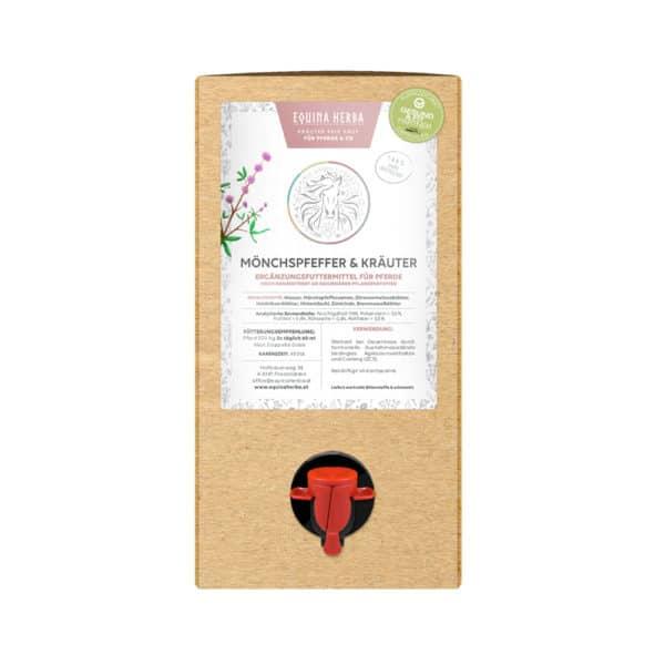 Mönchspfeffer Flüssigkräuter Bag in Box